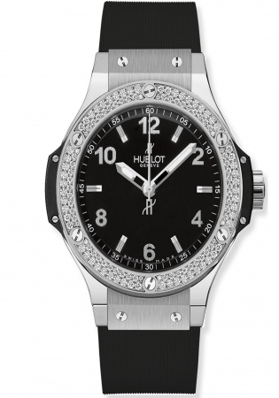 Hublot big bang steel diamonds 361.sx 1270.rx.1104