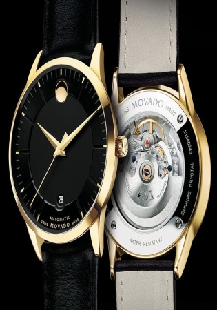 Movado bold automatic men watch swiss made