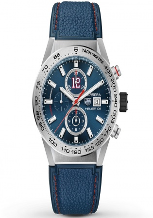 Tag heuer carrera tom brady limited edition 2017