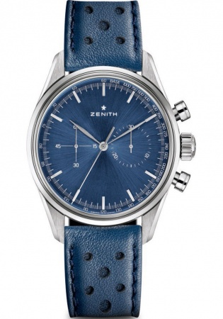Zenith heritage 146 chronomaster automatic watch