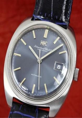 Iwc automatic r1819 vintage watch switzerland