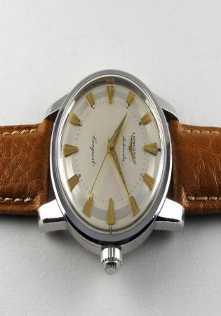 Longines conquest ref. 9000 /10 vintage wristwatch, circa 1957