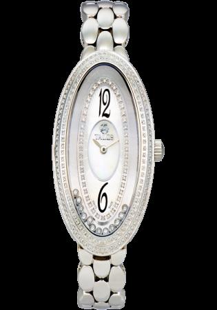Talos serpentine 2161-02 full diamond happy watch