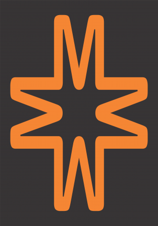 Logo milan & ruby milanruby eilan ruby four letters m infinity