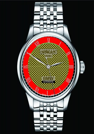 Milan ruby mrbmwm18c limited edition automatic watch