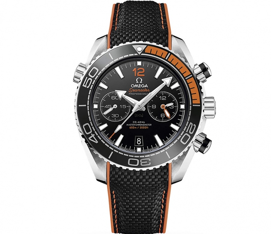 Omega seamaster planet ocean 600m mens automatic co axial divers watch H0