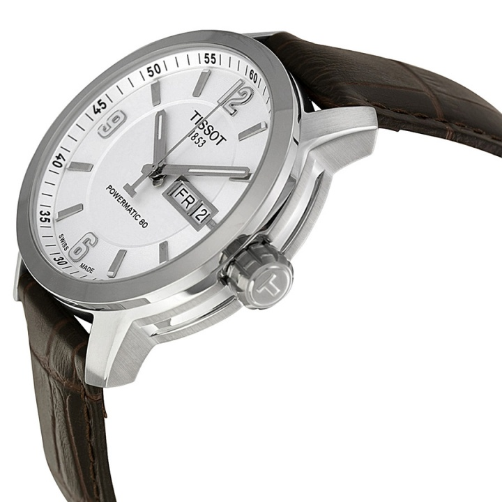 Tissot prc 200 powermatic 80 review huge 80 hours power reserve in an automatic watch H0