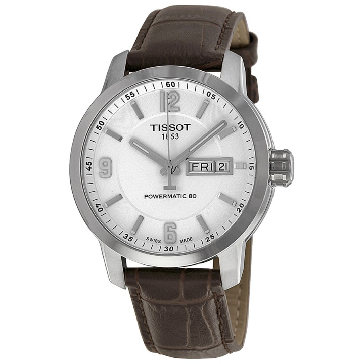 Tissot prc 200 powermatic 80 review huge 80 hours power reserve in an automatic watch H1