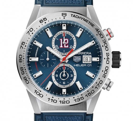Tag heuer carrera tom brady limited edition 2017 H0