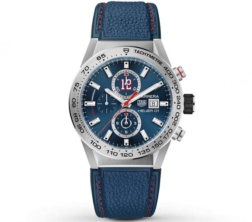 Tag heuer carrera tom brady limited edition 2017 H1