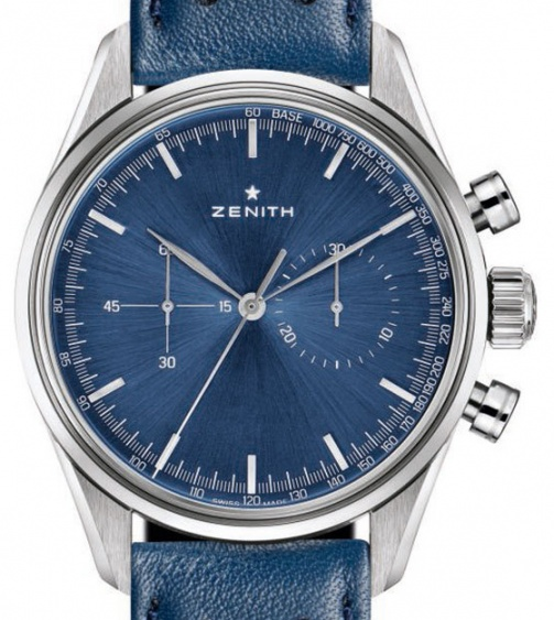 Zenith heritage 146 chronomaster automatic watch H1
