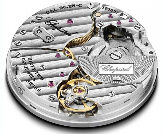 Chopard's new imperiale watch collection moonphase H1